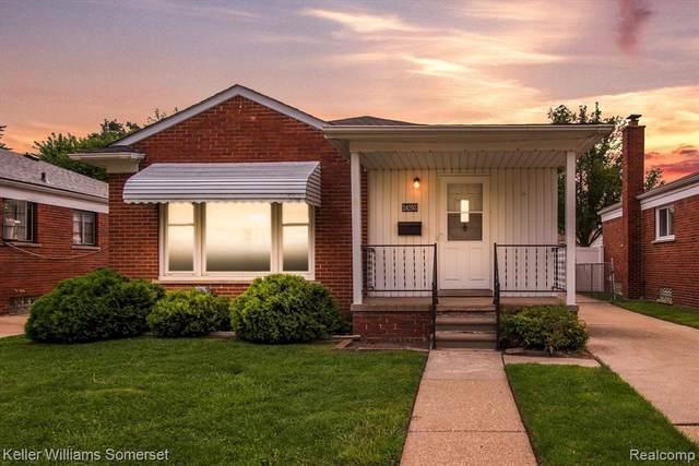 24293 Brittany Ave, Eastpointe, MI 48021 (MLS #2210053411) :: Kelder Real Estate Group