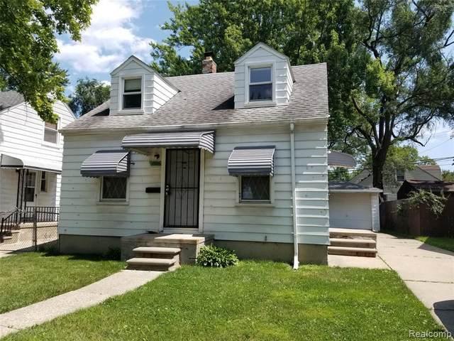 19216 Beaconsfield St, Harper Woods, MI 48225 (MLS #2210060452) :: Kelder Real Estate Group