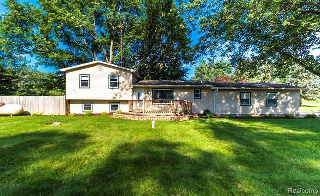 3024 Harold Dr, Columbiaville, MI 48421 (MLS #2210060121) :: Kelder Real Estate Group