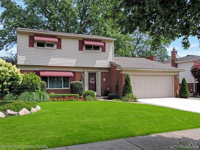 32520 Washington St, Livonia, MI 48150 (MLS #2210058512) :: Kelder Real Estate Group
