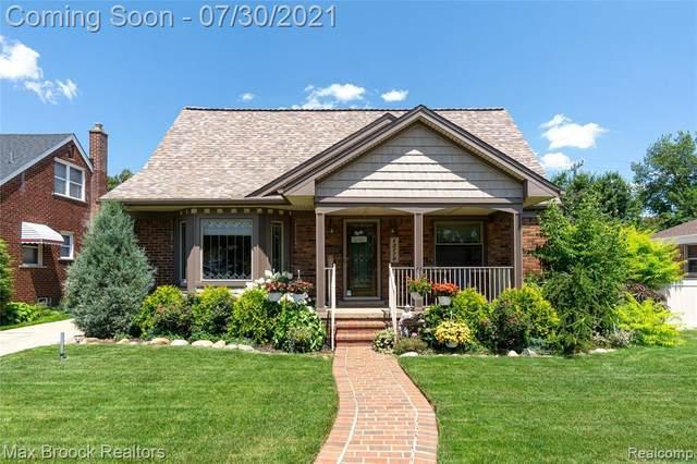 15174 Arlington Ave, Allen Park, MI 48101 (MLS #2210059256) :: Kelder Real Estate Group