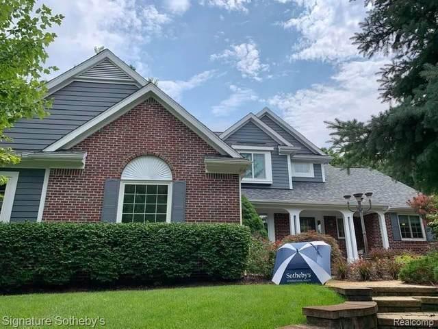2440 Bevin Crt, Update, MI 48382 (MLS #2210060569) :: Kelder Real Estate Group
