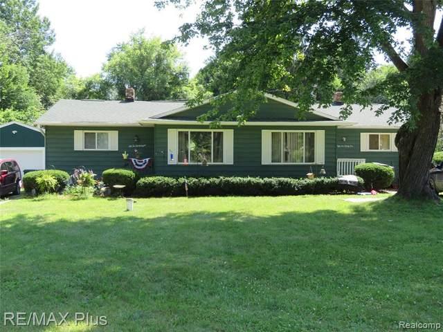 5238 Skelton Rd, Columbiaville, MI 48421 (MLS #2210060072) :: Kelder Real Estate Group