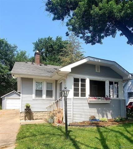2552 Altoona St, Flint, MI 48504 (MLS #2210060496) :: Kelder Real Estate Group