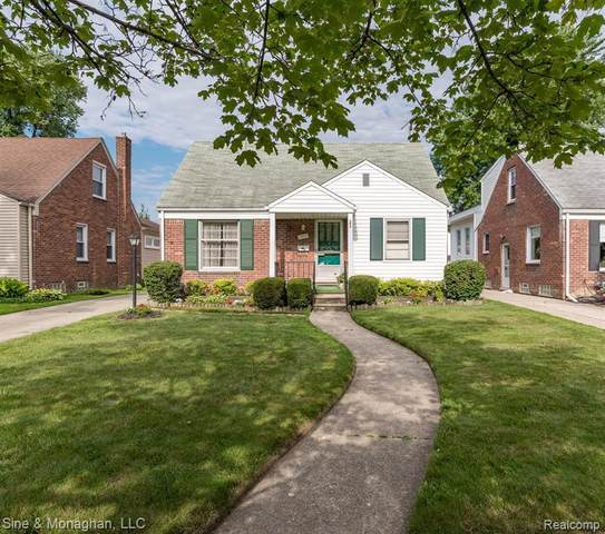 2125 N Connecticut Ave, Royal Oak, MI 48073 (MLS #2210059737) :: Kelder Real Estate Group