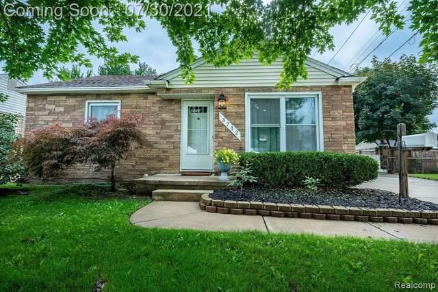 3712 Coolidge Hiwy, Royal Oak, MI 48073 (MLS #2210057606) :: Kelder Real Estate Group