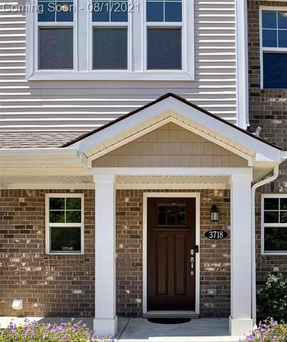 3718 E Madison Ave Unit#10-Bldg#3, Lake Orion, MI 48359 (MLS #2210058722) :: Kelder Real Estate Group