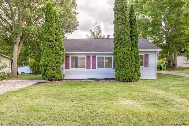 159 Penhill St, Novi, MI 48377 (MLS #2210060845) :: Kelder Real Estate Group