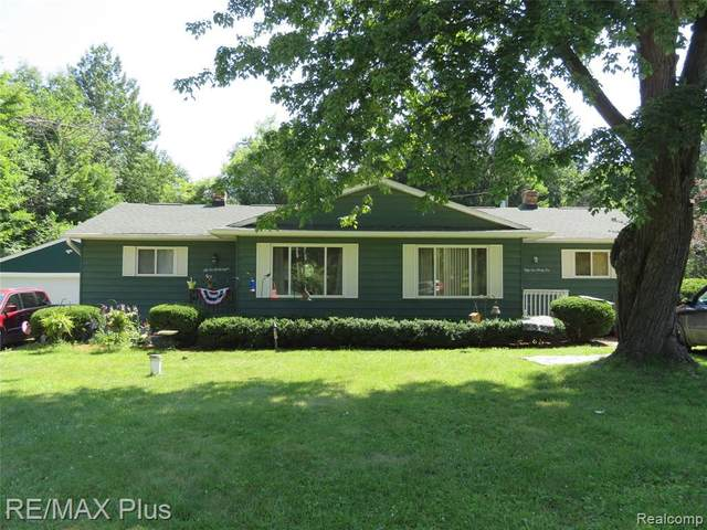 5238 Skelton Rd, Columbiaville, MI 48421 (MLS #2210060159) :: Kelder Real Estate Group