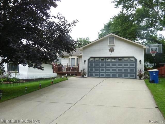 253 Florawood Blvd, Waterford, MI 48327 (MLS #2210060922) :: Kelder Real Estate Group