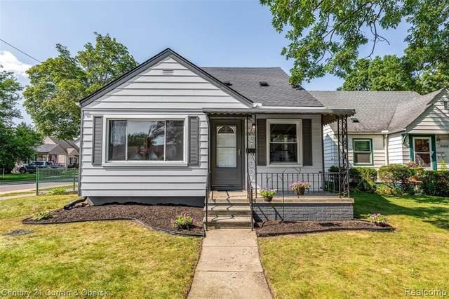 23242 Madison St, Dearborn, MI 48124 (MLS #2210057516) :: Kelder Real Estate Group