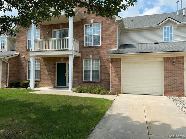 45723 Cagney Dr Unit#59-Bldg#7, Macomb, MI 48044 (MLS #2210060783) :: Kelder Real Estate Group