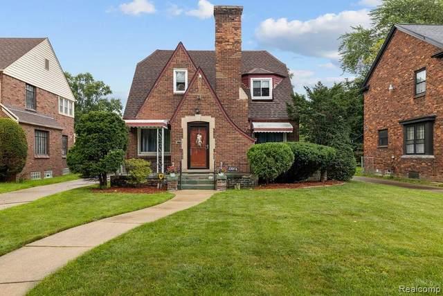 13974 Abington Ave, Detroit, MI 48227 (MLS #2210059794) :: Kelder Real Estate Group