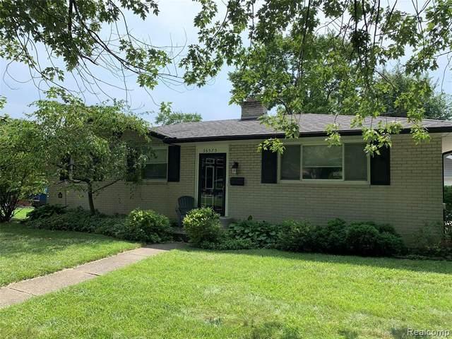 36575 Woodingham St, Clinton Township, MI 48035 (MLS #2210060961) :: Kelder Real Estate Group