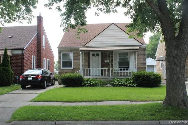 7560 Sterling, Center Line, MI 48015 (MLS #2210060978) :: Kelder Real Estate Group