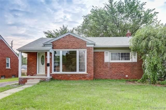 13978 Inkster Rd, Redford, MI 48239 (MLS #2210060753) :: Kelder Real Estate Group