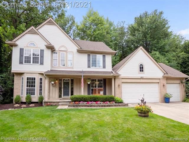 4853 Waldon Woods Dr, Update, MI 48382 (MLS #2210060239) :: Kelder Real Estate Group