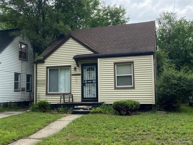 20258 Ferguson St, Detroit, MI 48235 (MLS #2210060951) :: Kelder Real Estate Group