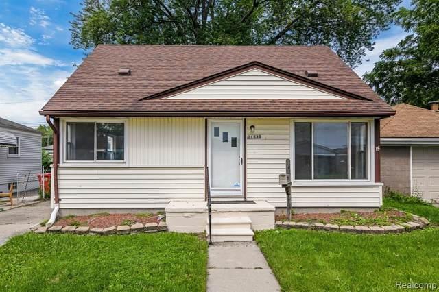 24535 Brittany Ave, Eastpointe, MI 48021 (MLS #2210060066) :: Kelder Real Estate Group