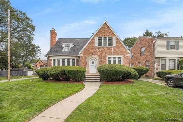 16780 Edinborough Rd, Detroit, MI 48219 (MLS #2210061008) :: Kelder Real Estate Group