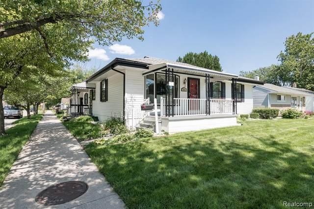 640 S. Silvery 640 S. SILVERY LANE ST, Dearborn, MI 48122 (MLS #2210061073) :: Kelder Real Estate Group