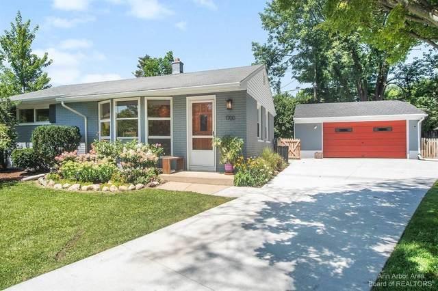 1700 Weldon Blvd, Ann Arbor, MI 48103 (MLS #3282744) :: Kelder Real Estate Group