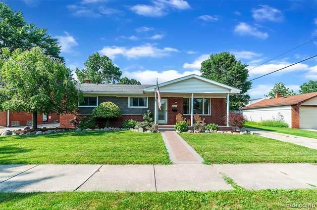 30338 Avon Pl, Westland, MI 48185 (MLS #2210060988) :: Kelder Real Estate Group