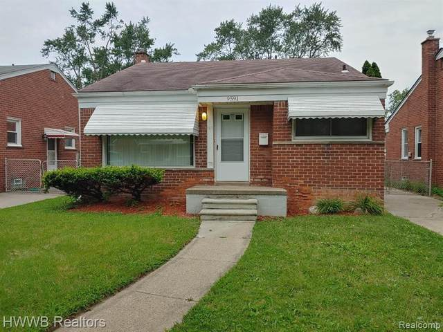 9591 Winston, Redford, MI 48239 (MLS #2210061205) :: Kelder Real Estate Group