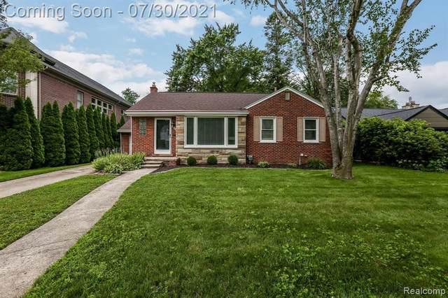 2003 N Vermont Ave, Royal Oak, MI 48073 (MLS #2210060919) :: Kelder Real Estate Group