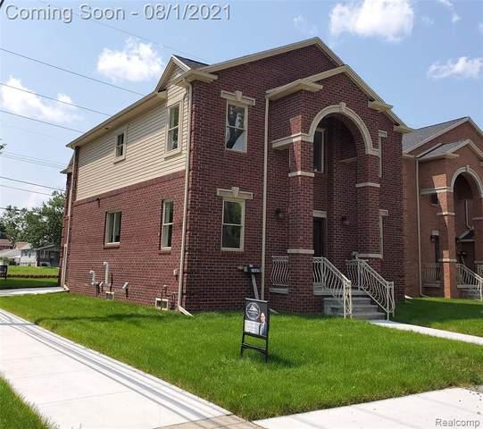 7409 Horger, Dearborn, MI 48126 (MLS #2210061452) :: Kelder Real Estate Group