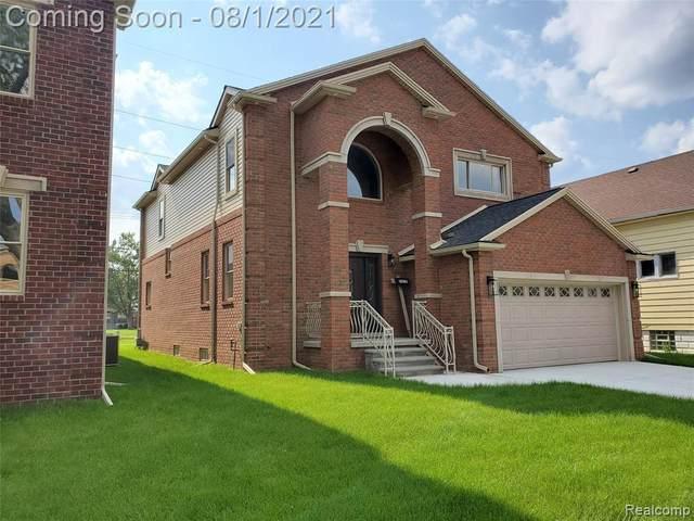 7415 Horger, Dearborn, MI 48126 (MLS #2210061490) :: Kelder Real Estate Group