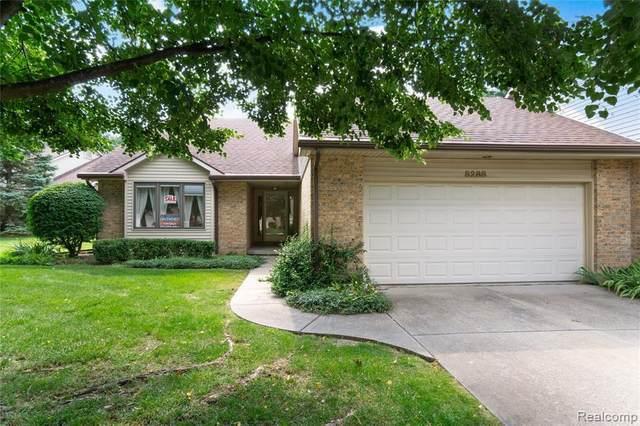 8288 Butternut Crt, Grand Blanc, MI 48439 (MLS #2210061022) :: The BRAND Real Estate