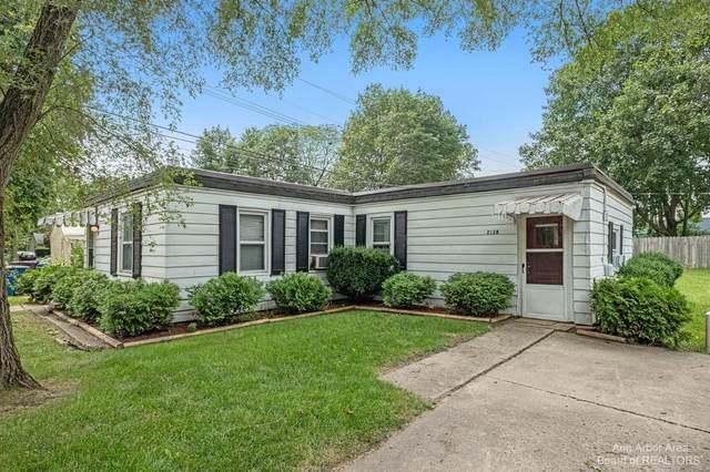 2128 Tremmel Ave, Ann Arbor, MI 48104 (MLS #3282819) :: The BRAND Real Estate