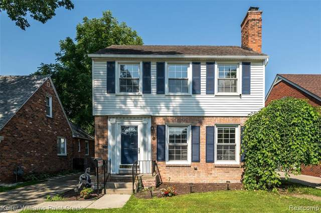 733 N Melborn St, Dearborn, MI 48128 (MLS #2210060911) :: Kelder Real Estate Group