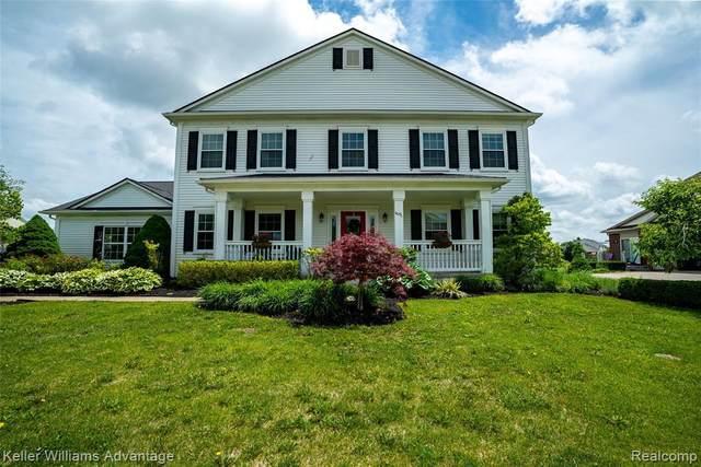 4091 Norwich Crt, Rochester, MI 48306 (MLS #2210062080) :: Kelder Real Estate Group