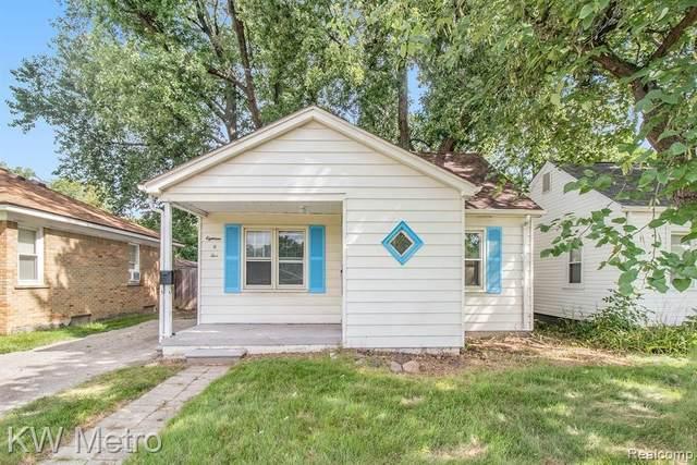1805 E 10 MILE RD, Royal Oak, MI 48067 (MLS #2210061608) :: Kelder Real Estate Group