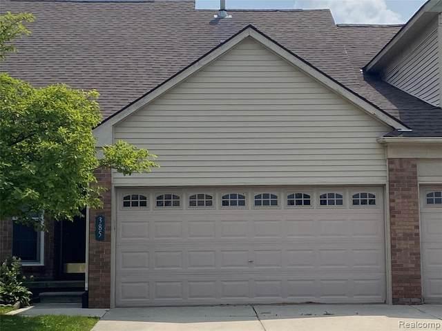 385 Daniel Ave, Westland, MI 48186 (MLS #2210062252) :: The BRAND Real Estate