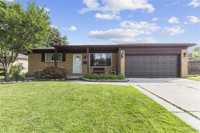 4544 Bernice Ave, Warren, MI 48091 (MLS #2210062703) :: Kelder Real Estate Group
