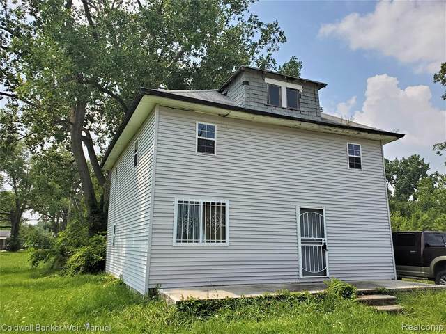 3240 Harrison St, Inkster, MI 48141 (MLS #2210062726) :: Kelder Real Estate Group