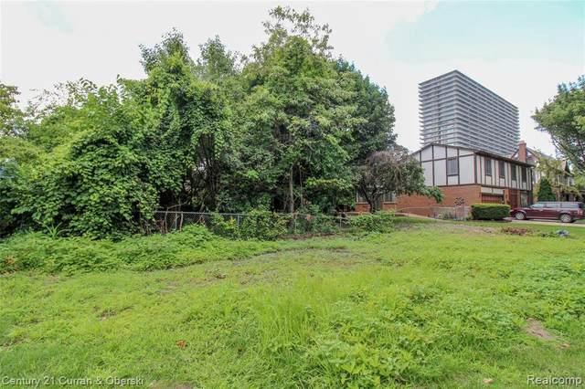 419 Fiske, Detroit, MI 48214 (MLS #2210063003) :: The BRAND Real Estate