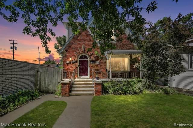 203 College St, Ferndale, MI 48220 (MLS #2210063551) :: The BRAND Real Estate