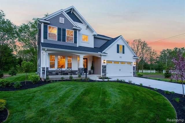 12062 Scenic Valley, Davisburg, MI 48350 (MLS #2210064084) :: The BRAND Real Estate