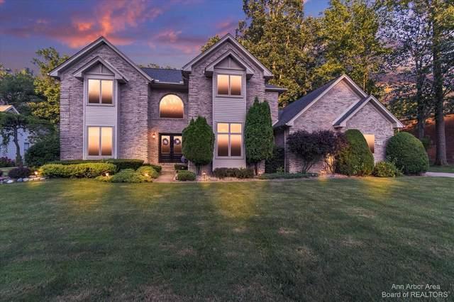 27165 John Dr, New Boston, MI 48164 (MLS #3283145) :: The BRAND Real Estate
