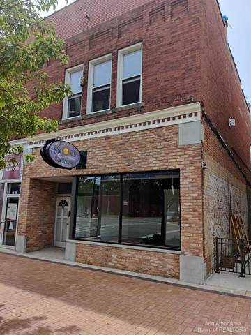 107 W Michigan Ave, Clinton, MI 49236 (MLS #3283104) :: Kelder Real Estate Group