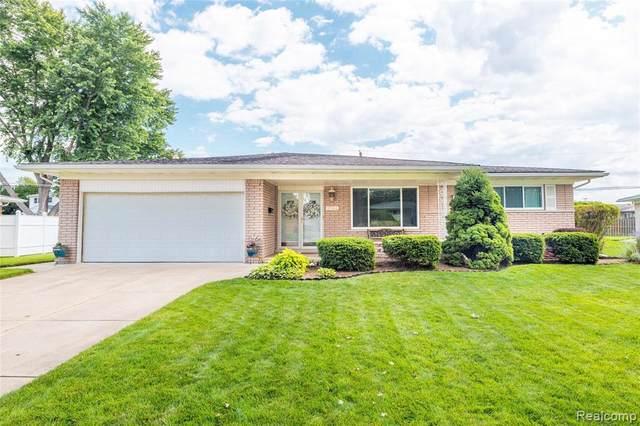 37366 Catherine Marie Dr, Sterling Heights, MI 48312 (MLS #2210061789) :: Kelder Real Estate Group