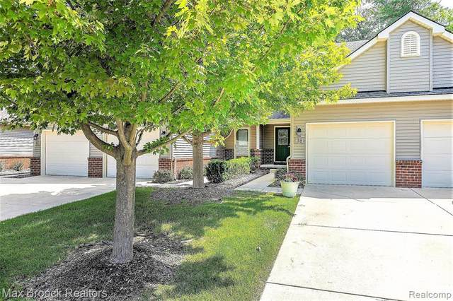 38 Millstone Dr, Waterford, MI 48328 (MLS #2210064249) :: The BRAND Real Estate