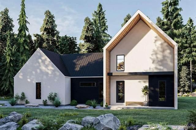 11810 Scenic Valley, Davisburg, MI 48350 (MLS #2210065387) :: The BRAND Real Estate