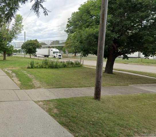 00 E Elza Ave, Hazel Park, MI 48030 (MLS #2210064562) :: The Tom Lipinski Team at Keller Williams Lakeside Market Center
