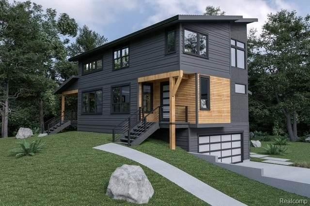 11894 Scenic Valley, Davisburg, MI 48350 (MLS #2210065464) :: The BRAND Real Estate
