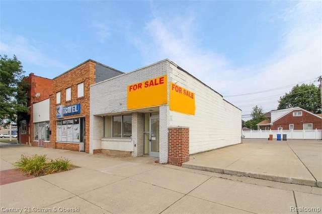 10214 W Warren Ave, Dearborn, MI 48126 (MLS #2210065603) :: Kelder Real Estate Group